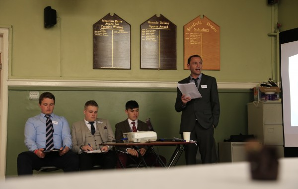 Young Apprentice Competition 2015